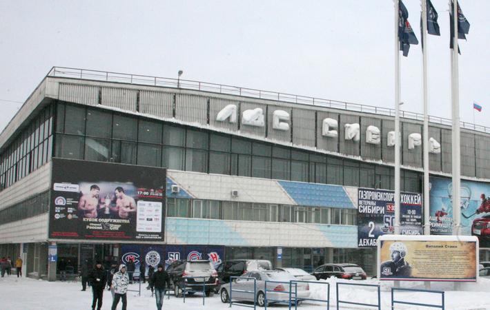 «Сибирь» одолела втретьем матче кряду