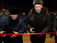 Новый индустриальный доильный зал открыли в Верх-Ирмени