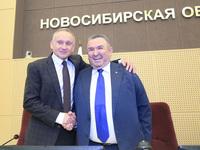 Новосибирских единороссов возглавил Андрей Панфёров