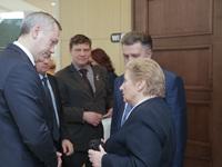 Сибирское лидерство объединяет