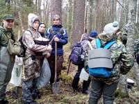 Дороги ведут в Кёнигсберг,  или Что ищут гимназисты в ленинградских лесах