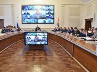 Губернатор поручил ускорить развитие системы геоинформационных данных