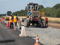 Свыше 60 километров сельских дорог построено благодаря программе устойчивого развития сельских территорий