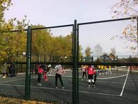 Благодаря нацпроекту в Черепаново создан фитнес-центр под открытым небом