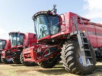 Благодаря поддержке со стороны правительства региона аграрии обновили сельхозтехнику